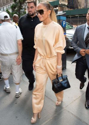 Jennifer Lopez - Out in New York
