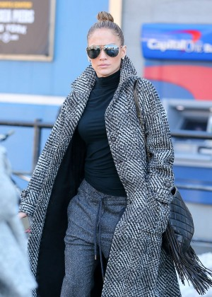 Jennifer Lopez - Out in NYC