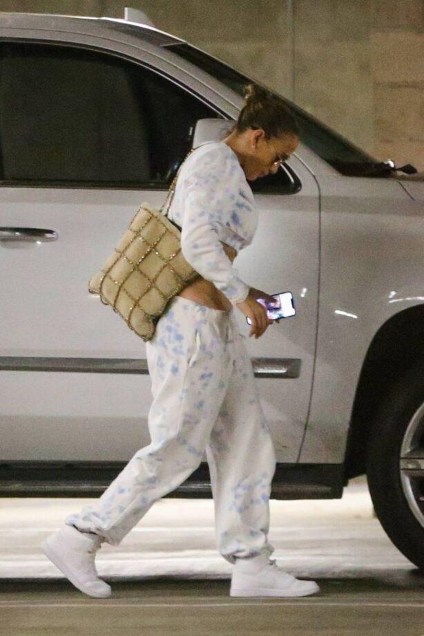 Jennifer Lopez - Out in Santa Monica