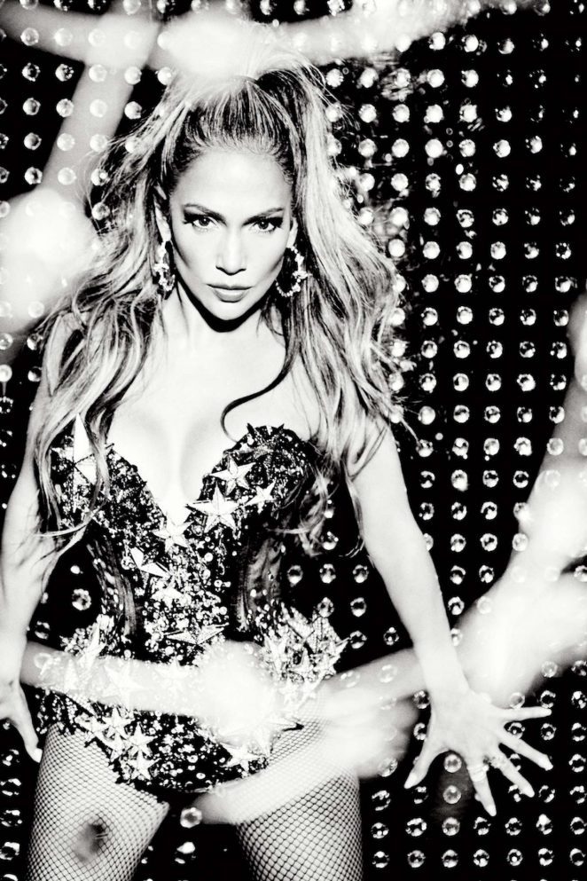Jennifer Lopez – Paper Magazine 2017