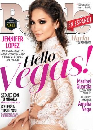 Jennifer Lopez- People En Espanol 2016 -05