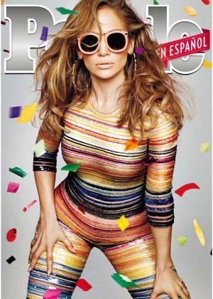 Jennifer Lopez - People en Espanol Magazine (November 2016)