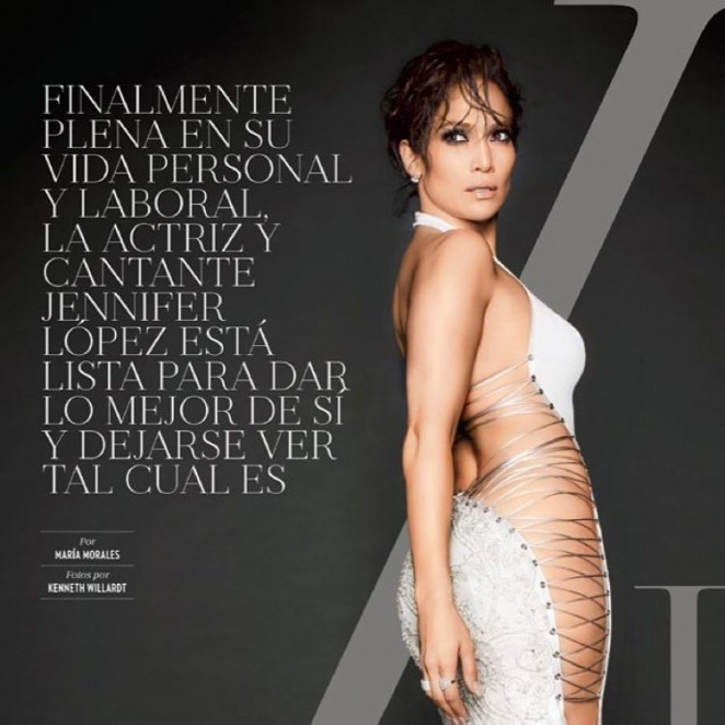 Jennifer Lopez- People En Espanol Magazine