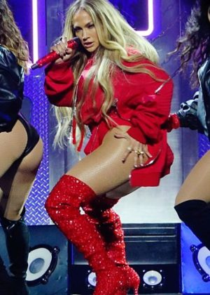 Jennifer Lopez - Performing at 'TIDAL X: Brooklyn' Benefit Concert in NY