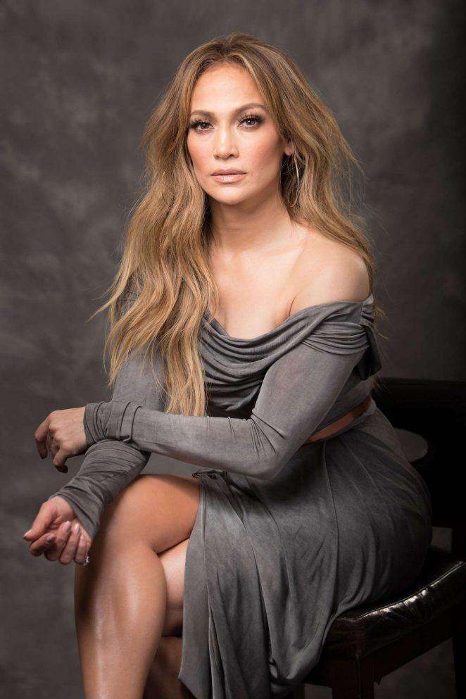 Jennifer Lopez - Photographed by Dan MacMedan for USA Today 2018