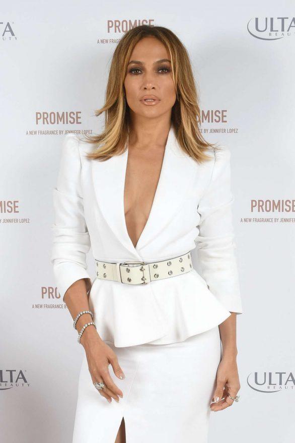 Jennifer Lopez - 'Promise' Perfume Launch in New York