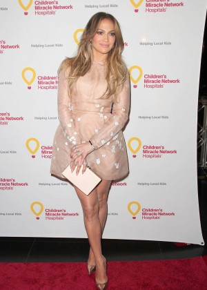 Jennifer Lopez - 'Put Your Money Where The Miracles Are' Campaign Launch in Hollywood