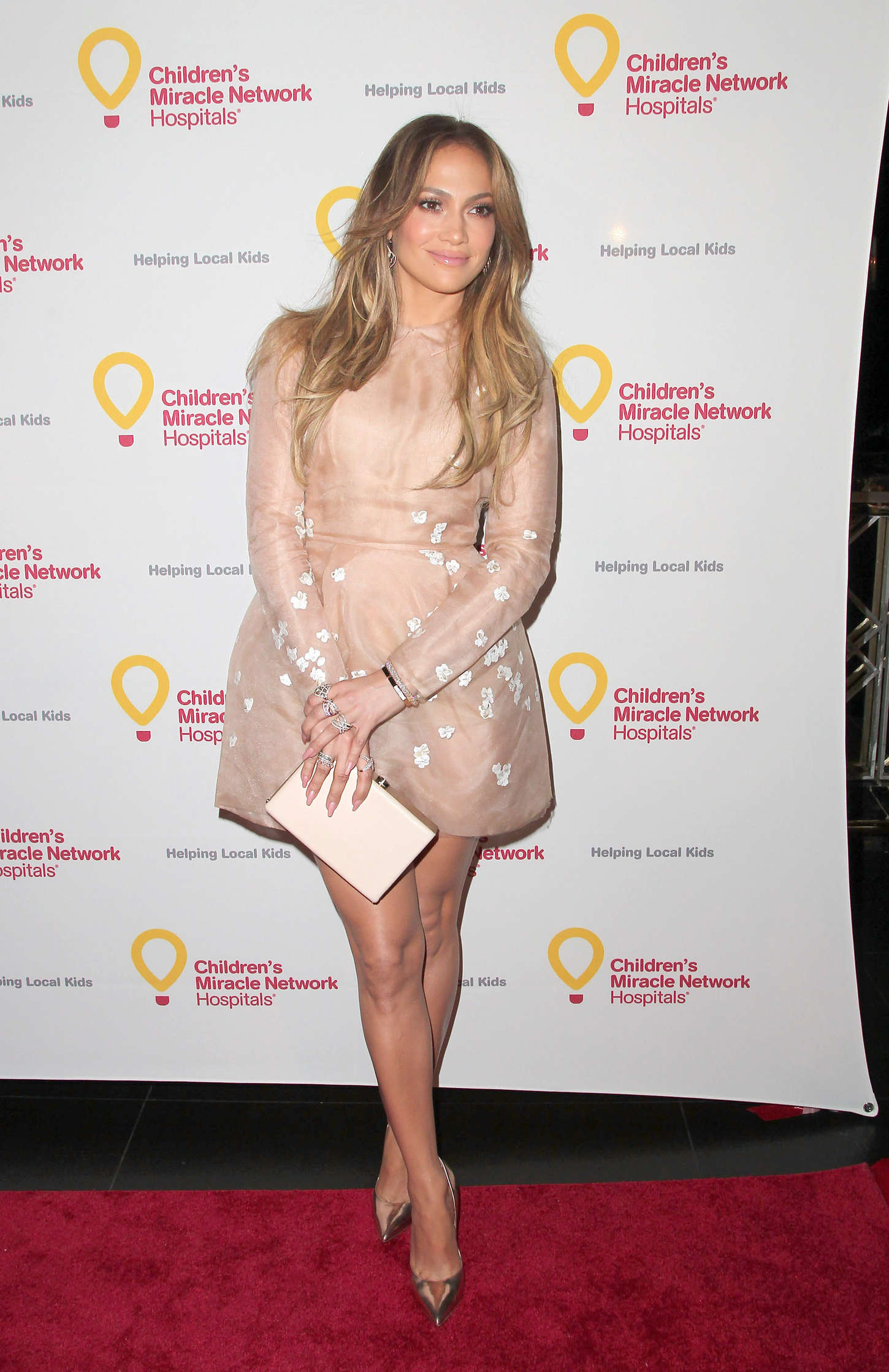 Jennifer Lopez - 'Put Your Money Where The Miracles Are ...