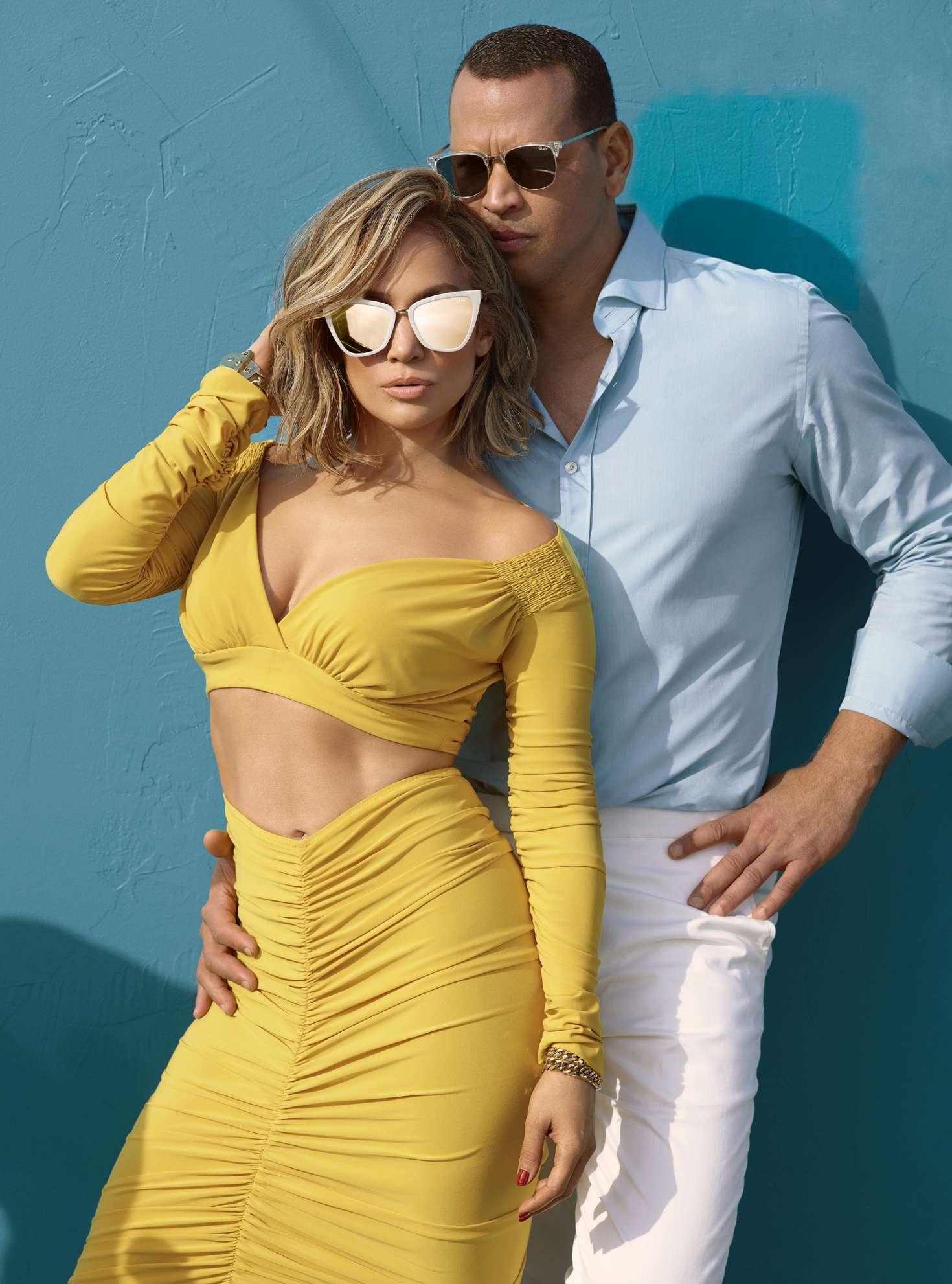 Jennifer Lopez 2019 : Jennifer Lopez: QUAY x JLO AND AROD Campaign 2019 -04