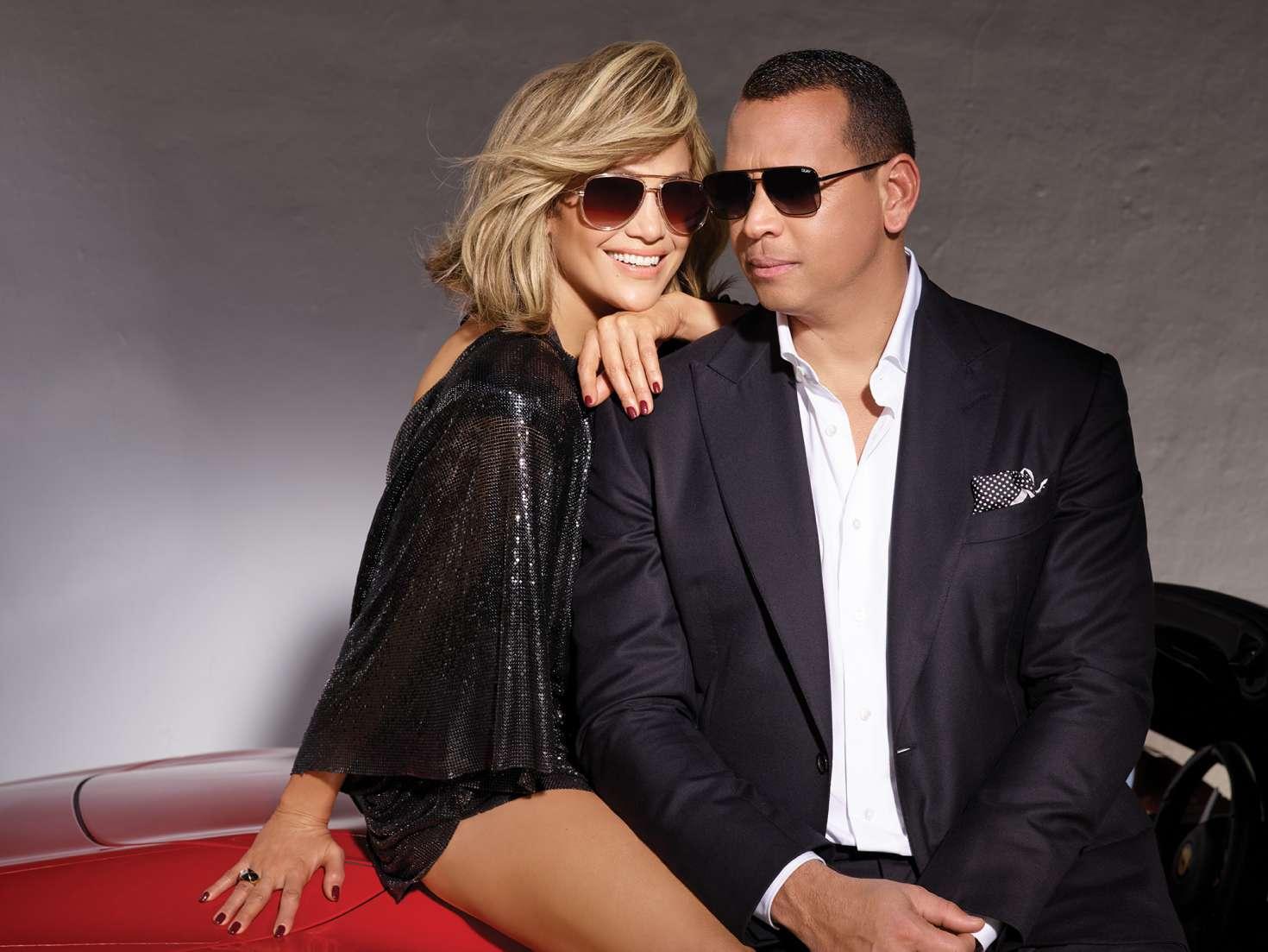 Jennifer Lopez 2019 : Jennifer Lopez: QUAY x JLO AND AROD Campaign 2019 -05