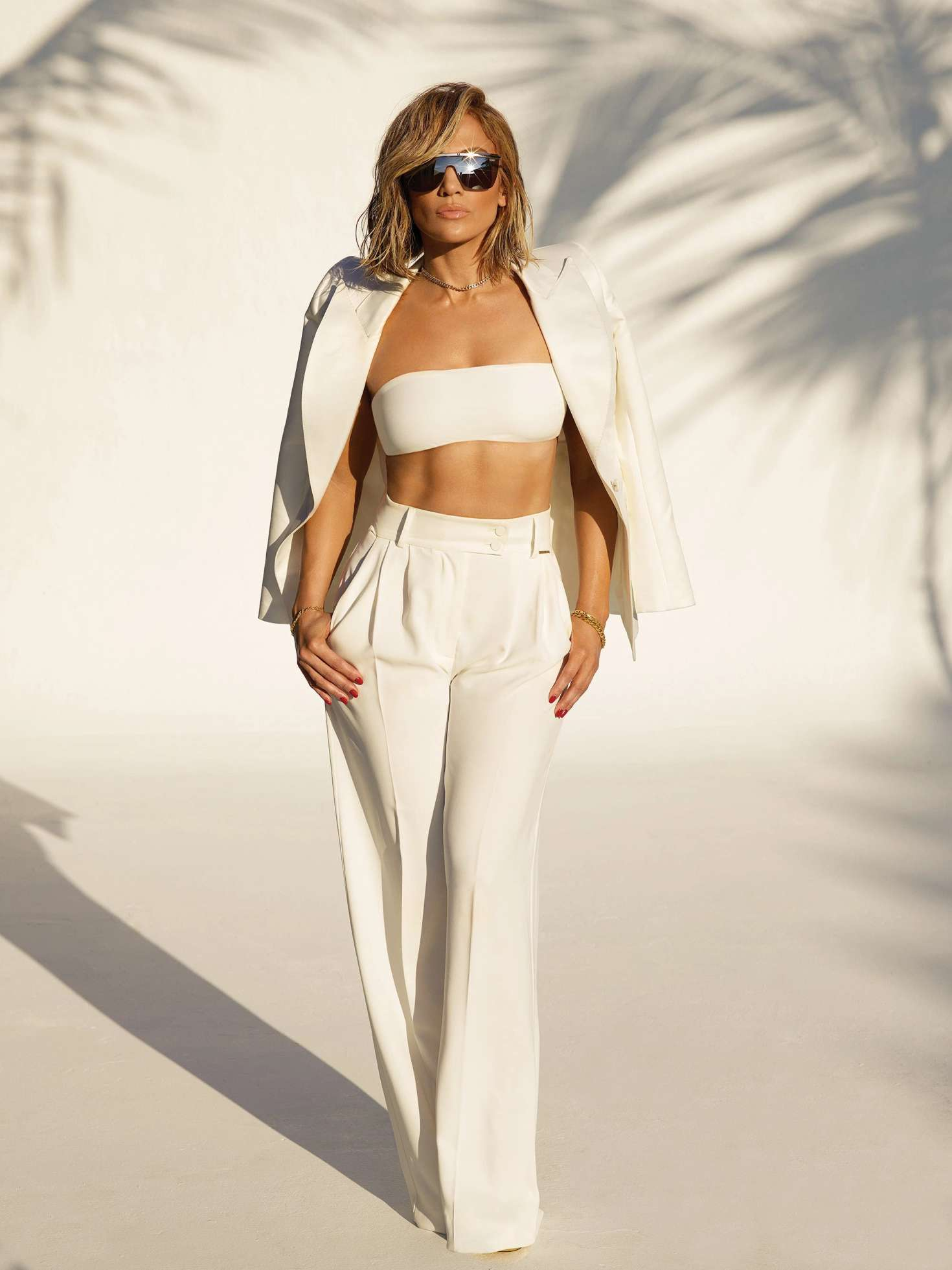 Jennifer Lopez 2019 : Jennifer Lopez: QUAY x JLO AND AROD Campaign 2019 -06