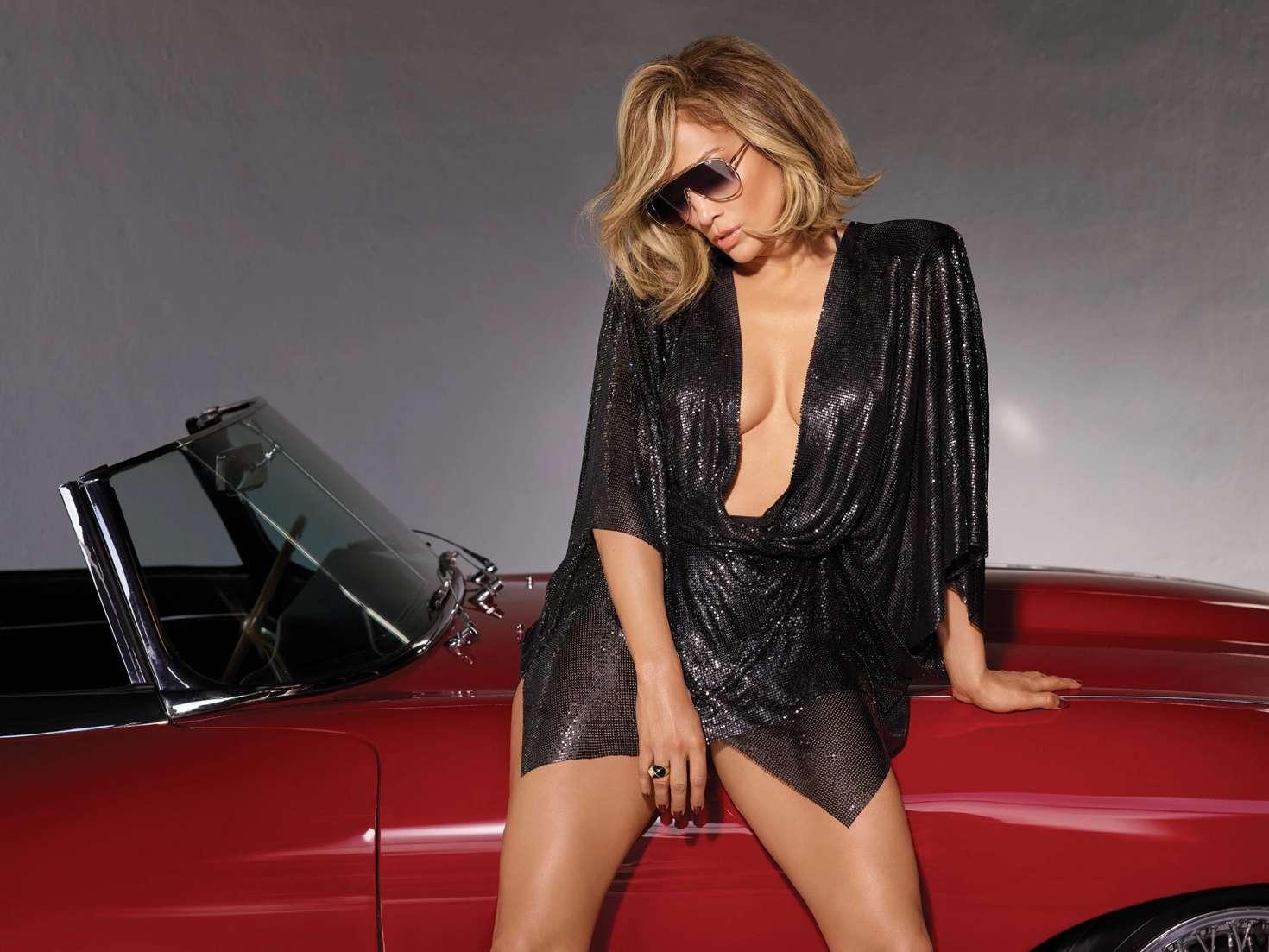 Jennifer Lopez 2019 : Jennifer Lopez: QUAY x JLO AND AROD Campaign 2019 -08
