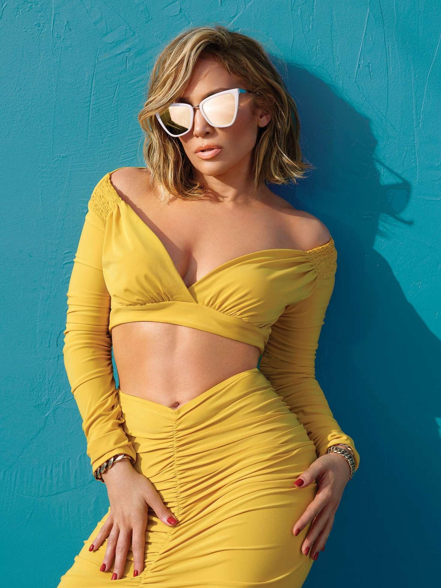 Jennifer Lopez 2019 : Jennifer Lopez: QUAY x JLO AND AROD Campaign 2019 -11