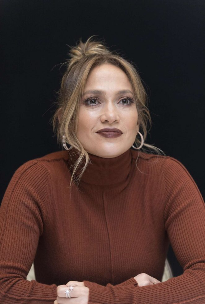 Jennifer Lopez - Second Act Press Conference Portraits in Beverly Hills