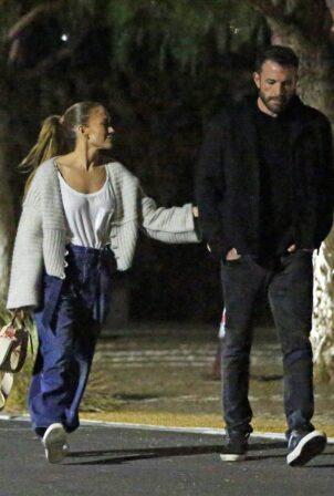 Jennifer Lopez - Seen after watching 'School of Rock' in Downtown Los Angeles