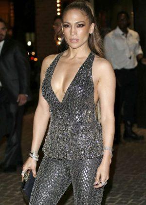 Jennifer Lopez - 'Shades of Blue' TV Series Season 2 Premiere in New York