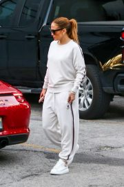 Jennifer Lopez - steps out in Miami