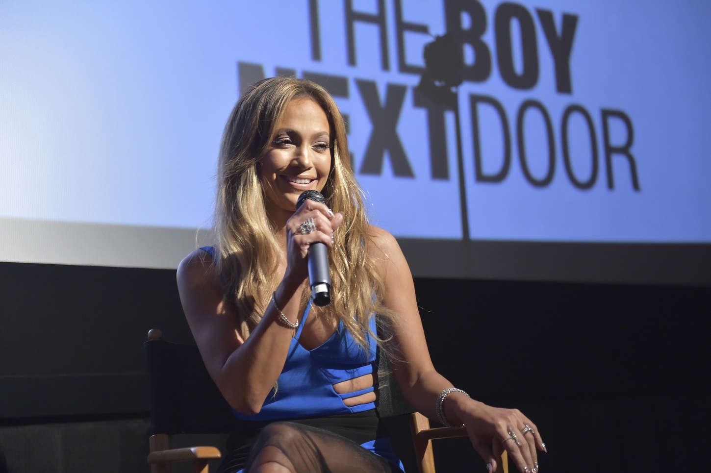 Jennifer Lopez 2015 : Jennifer Lopez: The Boy Next Door Screening -09