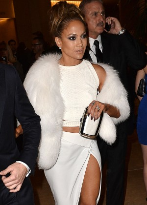 Jennifer Lopez - The Weinstein Company & Netflix's Golden Globes Party 2015 in Beverly Hills