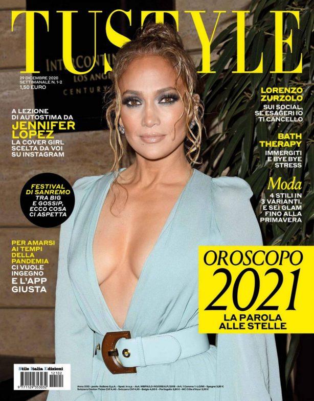 Jennifer Lopez - TuStyle Magazine (Italy - December 2020)