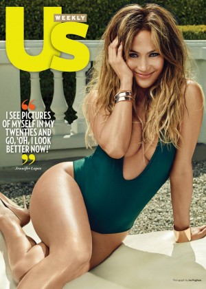Jennifer Lopez: Us Weekly 2015 -02
