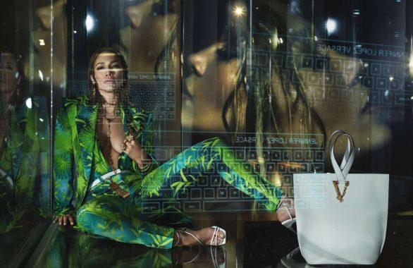 Jennifer Lopez 2020 : Jennifer Lopez – Versace SS Campaign 2020-03