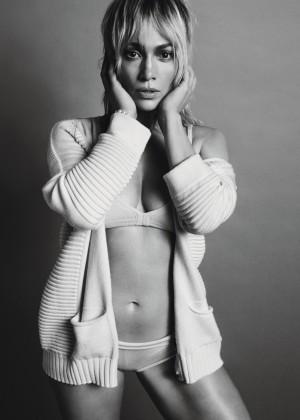Jennifer Lopez - W Magazine (May 2016)