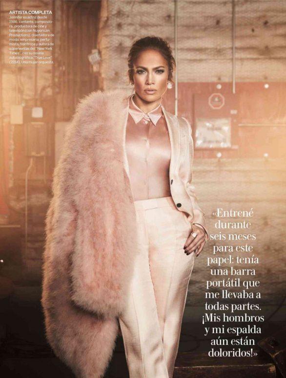 Jennifer Lopez - Woman Madame Figaro Espana Magazine (November 2019)