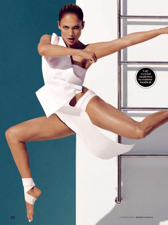 Jennifer Lopez - Women's Health Poland Magazine (November 2019)