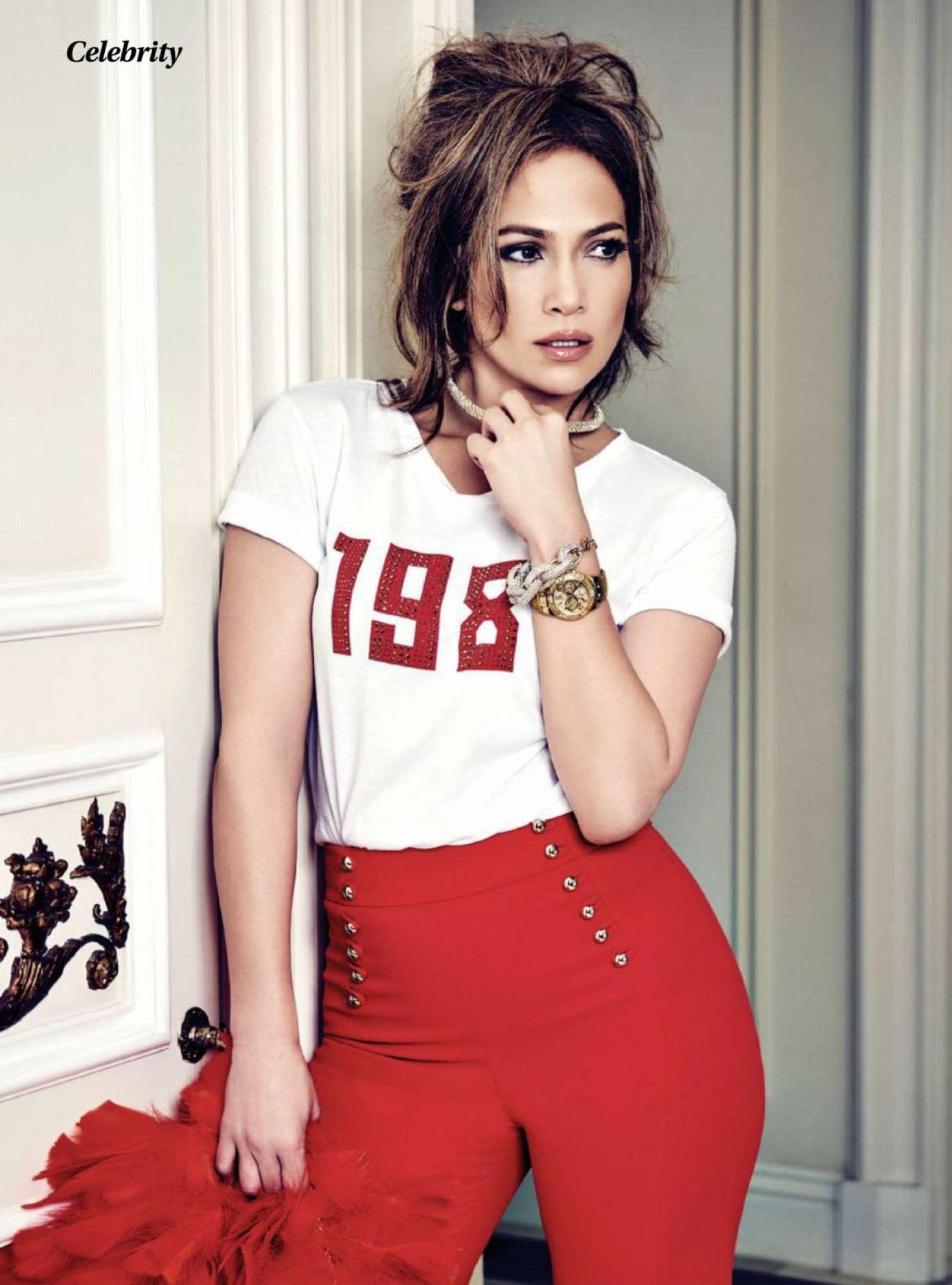 Jennifer Lopez - Women's Weekly Malaysia (June 2018)