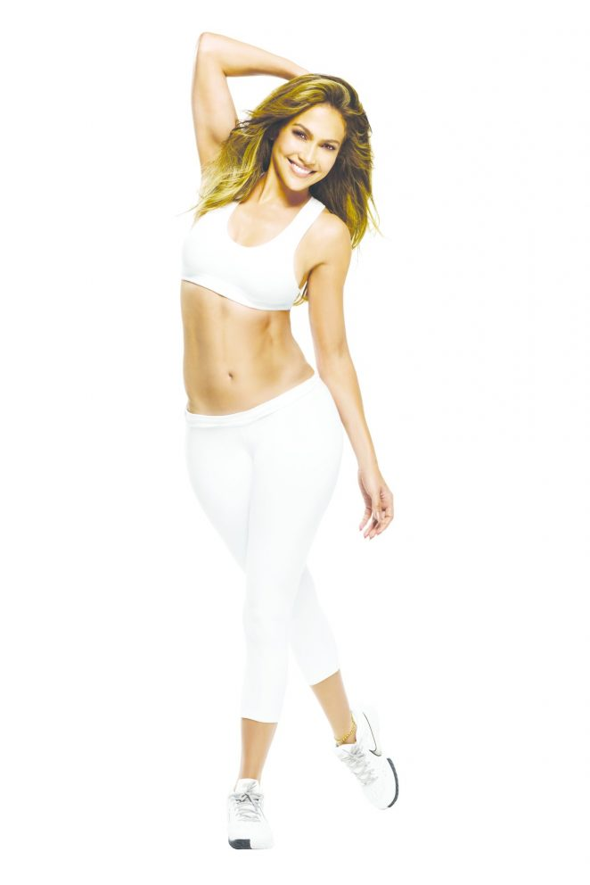 Jennifer Lopez: Your Fitness Magazine 2016 -01