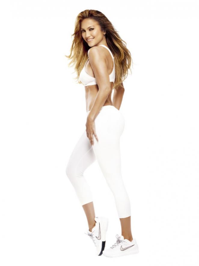Jennifer Lopez: Your Fitness Magazine 2016 -03