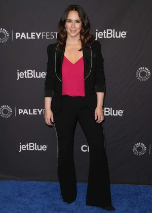 Jennifer Love Hewitt - 2019 PaleyFest LA - 9-1-1 Presentation in Los Angeles