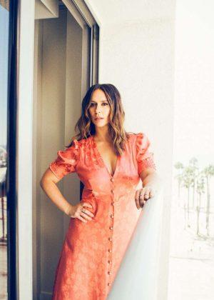 Jennifer Love Hewitt for Elle Magazine (October 2018)