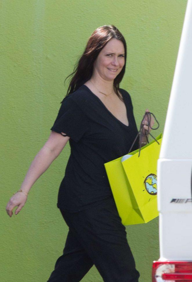 Jennifer Love Hewitt out shopping in Los Angeles
