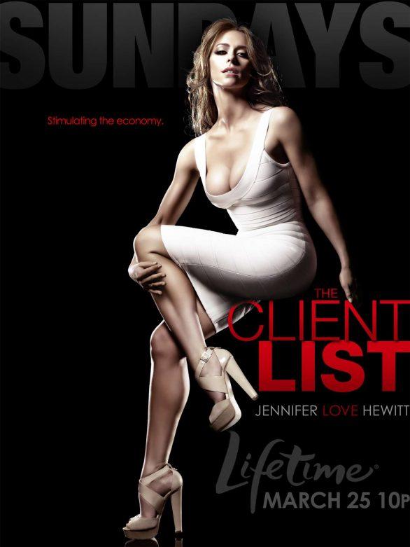 Jennifer Love Hewitt - The Client List Promo Posters 2011