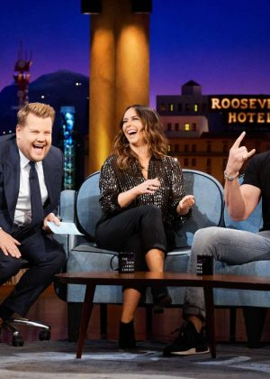 Jennifer Love Hewitt - 'The Late Late Show with James Corden' in NY