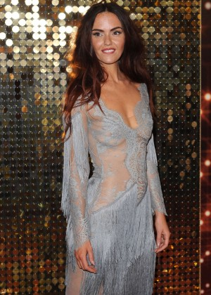 Jennifer Metcalfe - 2015 British Soap Awards in Manchester