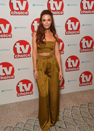 Jennifer Metcalfe - 2016 TV Choice Awards in London