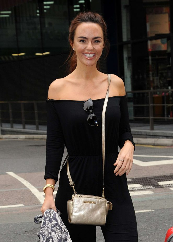 Jennifer Metcalfe at The Walkers Crisps Sarnie Club Launch in London