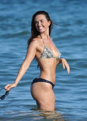 Jennifer Metcalfe in Bikini in Ibiza