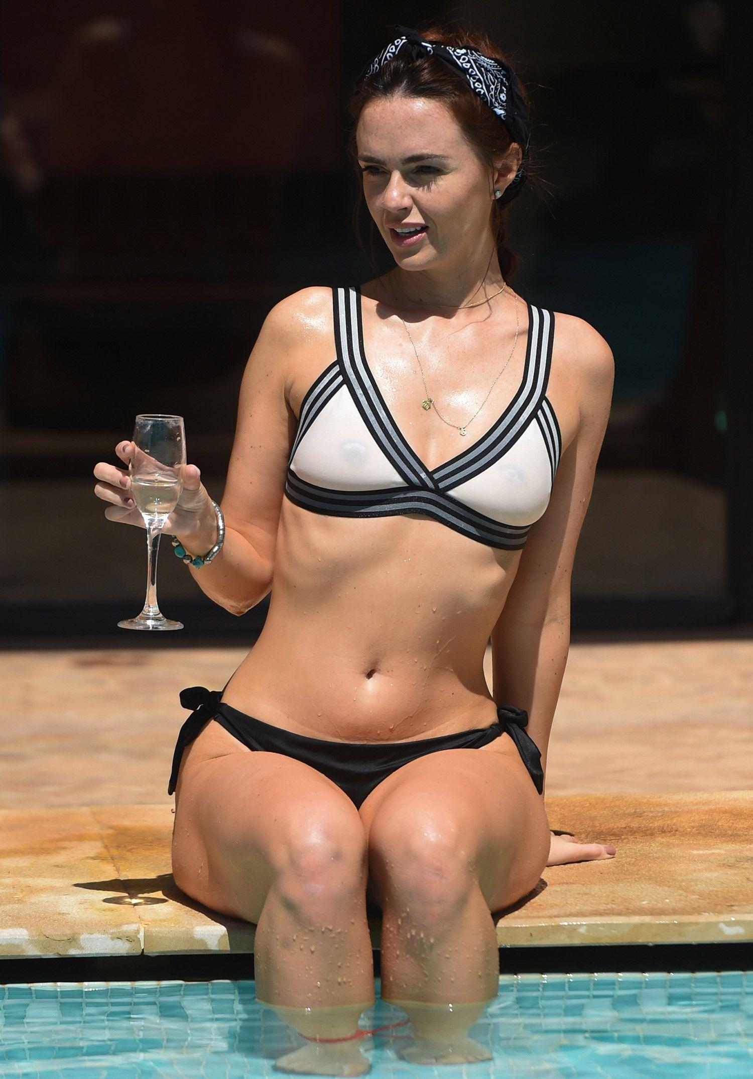 Sexy big tit models