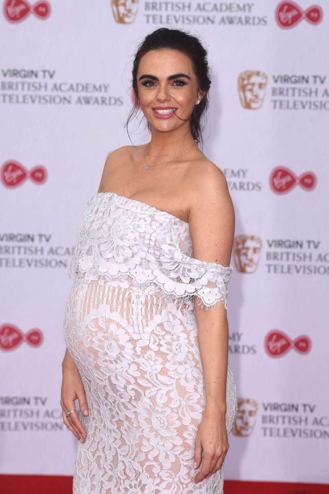Jennifer Metcalfe - British Academy Television Awards 2017 in London