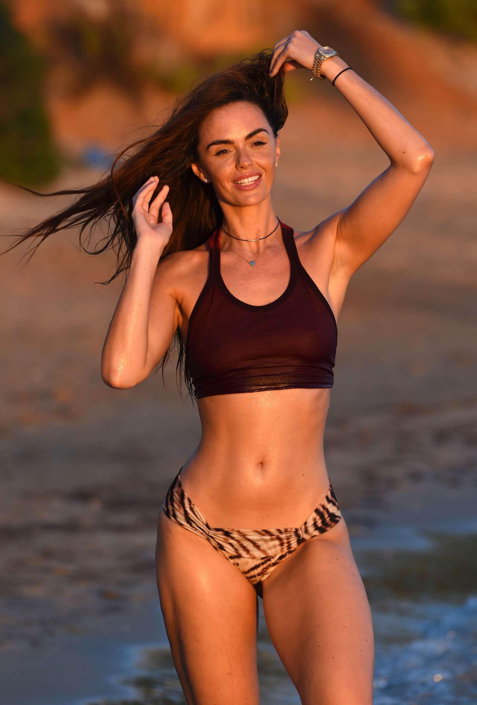 Jennifer Metcalfe In Bikini Bottoms 2016 19 GotCeleb