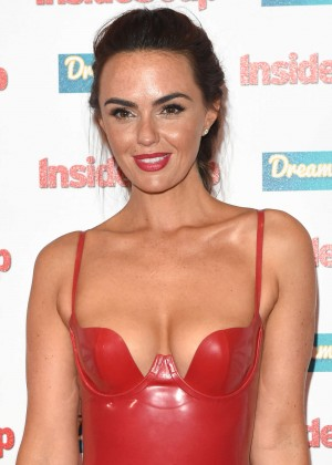 Jennifer Metcalfe - Inside Soap Awards 2015 in London