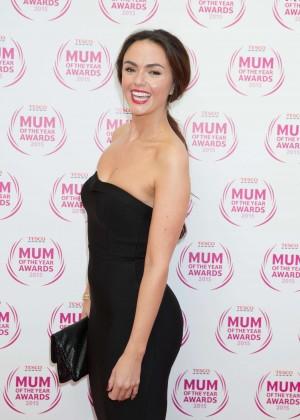 Jennifer Metcalfe - Tesco Mum Of The Year Awards 2015 in London