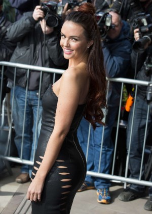 Jennifer Metcalfe - 2015 TRIC Awards in London