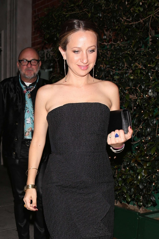 Jennifer Meyer at Mr. Chow Dinner Party in Beverly Hills
