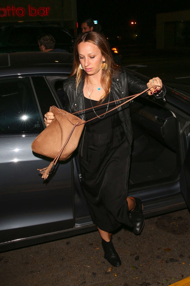 Jennifer Meyer at Reese Witherspoon's 40th Birthday Party in Los Angeles