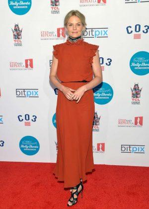 Jennifer Morrison - 12th Annual HollyShorts Opening Night Celebration in Hollywood